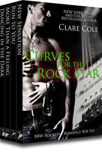 Curves for the Rock Star (BBW Rockstar Romance New Adult Bundle Box Set)
