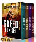 Greed Box Set (Books 1-4)