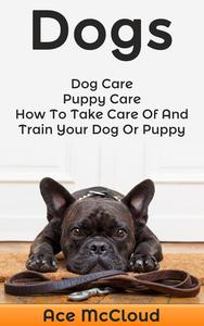Dogs: Dog Care: Puppy Care: How To Take Care Of And Train Your Dog Or Puppy