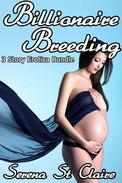 Billionaire Breeding 3 Story Erotica Bundle