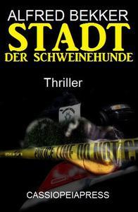 Stadt der Schweinehunde: Thriller