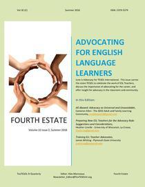 The Fourth Estate: Summer 2016, Volume 32, Issue 2