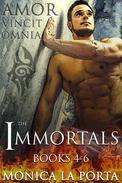 The Immortals - Books 4-6