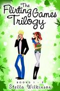 The Flirting Games Trilogy, Books 1 - 3