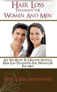 Natural Hair Loss Treatment:  Women And Men
