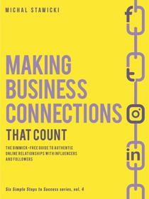 Making Business Connections That Counts