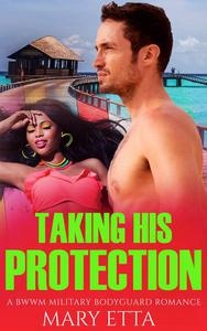 Taking His Protection: A BWWM Military Bodyguard Romance