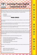 English Composition ( Blokehead Easy Study Guide)