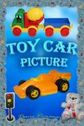 Children's Book: Toy Car Picture
