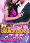 Her Billionaire's Creative Curve #7 (bbw Erotic Romance)