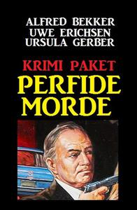 """Krimi Paket """"Perfide Morde"""""""
