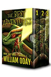 The Best Adventures Box Set One: Middle Grade Action Adventure (Books 1-3)