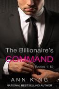 The Billionaire's Command : 1-12