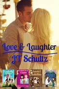 Love & Laughter - Boxed Set: 4 Romantic Comedies