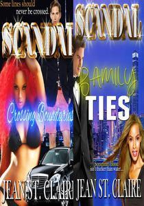 Scandal Series Box Set (Scandal: Crossing Boundaries & Scandal: Family Ties)