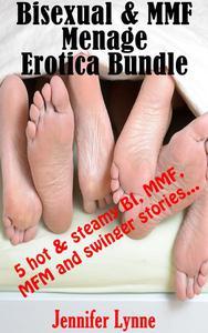 Bisexual & MMF Ménage Erotica Bundle