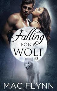 Falling For A Wolf #5 (BBW Werewolf Romance)
