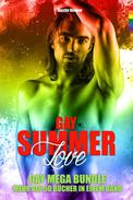 Gay Summer Love - Mehr als 50 Bücher in einem Band - Der große MEGA Bundle!