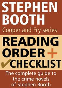 Stephen Booth Reading Order and Checklist