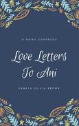 Love Letters to Ani