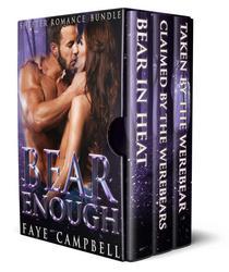 Bear Enough: Shifter Romance Bundle