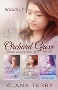 Orchard Grove Christian Women's Fiction Box Set (Books 1-3)