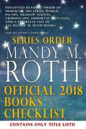 Mandy M. Roth Official 2018 Books Checklist