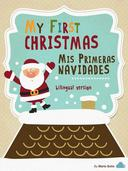My First Christmas / Mis Primeras Navidades (Baby Book / Libro Infantil)
