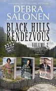 Black Hills Rendezvous Boxed Set: Volume 2 (Books 5-7)