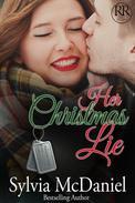 Her Christmas Lie (Military Romance)