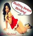 Stuffing Santa's Stocking - A Creampie, Cheating, Christmas tale