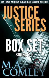 Justice Series Boxed set books 7-9