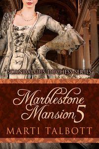 Marblestone Mansion, Book 5