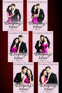 Designing Emma Boxed Set Bundle (Includes all 6 Volumes in the Designing Emma Series)
