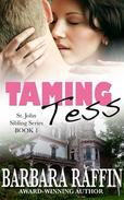 Taming Tess: St. John Sibling Series, Book 1