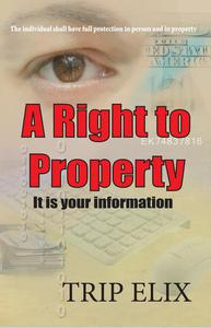 A Right to Property