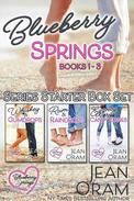 Blueberry Springs: Series Starter Box Set (Books 1-3)