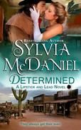 Determined: Western Historical Romance