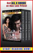 Seduced by the Vampire Billionaire 3-Book Boxed Set Bundle