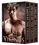 Taken by the Vikings Trilogy (3 Book Gay Erotica Box Set)