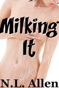 Milking It (lactation fetish)