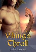 Viking's Thrall (reluctant gay first time sex)