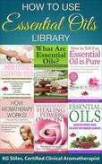 How to Use Essential Oils Library