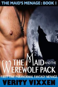 The Maid and the Werewolf Pack