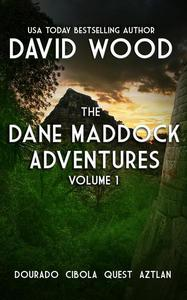 Dane Maddock Adventures Vol. 1