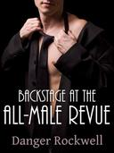 Backstage at the All-Male Revue