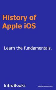 History of Apple iOS