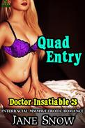 Doctor Insatiable 3: Quad Entry