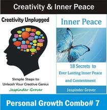 Creativity and Inner Peace: Simple Steps to Unleash Your Creative Genius and Manifest A State of Eternal Peace and Truly Happiness