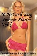 10 Hot and Sexy Swinger Stories Vol 3 xxx